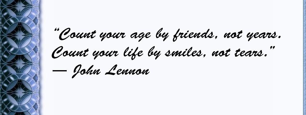 J Lennon