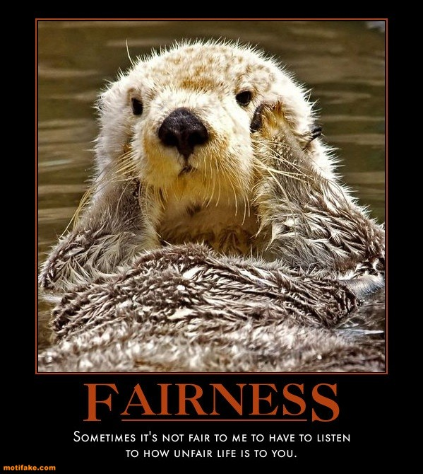 fairness-otter-shut-the-hell-up-demotivational-posters-1292373027
