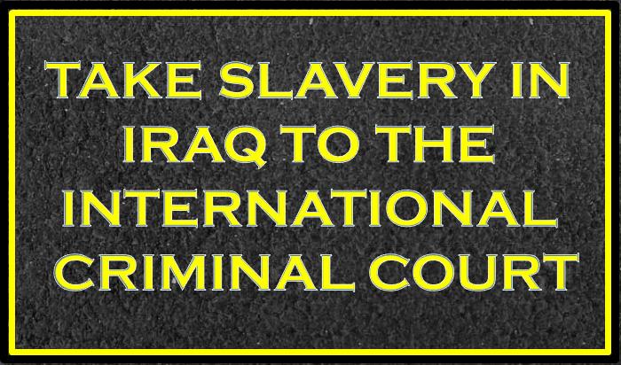 Slavery in Iraq